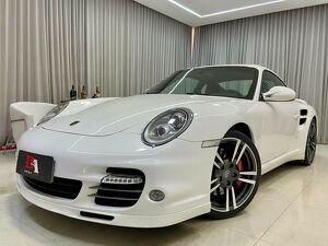 Porsche 911 3.8 Turbo Branco 2010