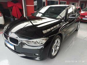 BMW 316i 1.6 Turbo Preto 2014