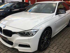 BMW 335i 3.0 M Sport Branco 2014
