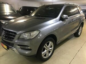 Mercedes-benz ML 350 3.0 V6 Prata 2014