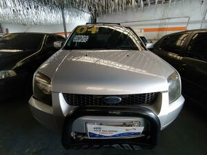 Ford Ecosport 1.6 XLT Prata 2004