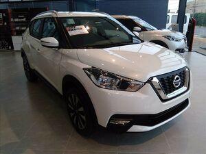 Nissan Kicks 1.6 SV Branco 2021