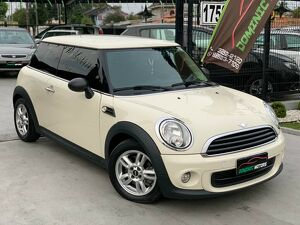 Mini ONE 1.6 16V Branco 2013