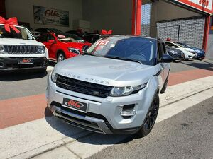 Land Rover Range Rover Evoque 2.0 Dynamic Prata 2015