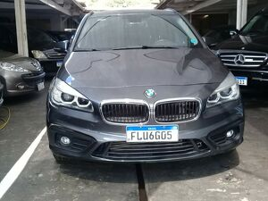 BMW 220i 2.0 Cat GP Turbo Cinza 2017