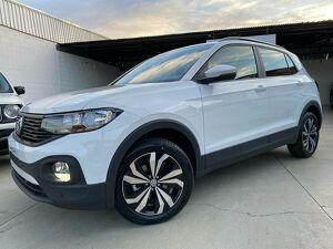 Volkswagen T-cross 1.0 200 TSI Branco 2021