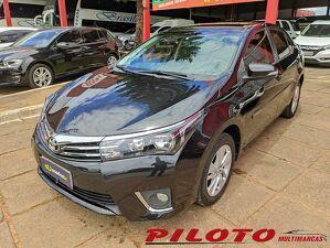 Toyota Corolla 1.8 Preto 2016