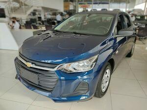 Chevrolet Onix 1.0 LT 12V Azul 2022