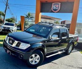 Nissan Frontier 2.5 LE Preto 2011