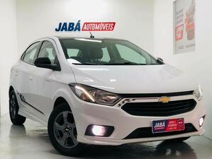 Chevrolet Onix 1.4 Effect 8V Branco 2018