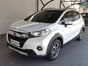 HONDA WR-V 1.5 EX Branco 2018