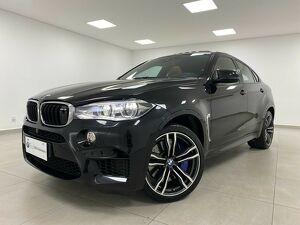 BMW X6 4.4 M Bi-turbo V8 Preto 2018