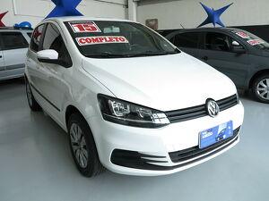 Volkswagen Fox 1.0 Trend Branco 2015