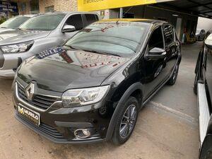 Renault Sandero 1.6 Intense Preto 2020
