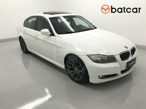 BMW 325i 2.5 24V Branco 2011
