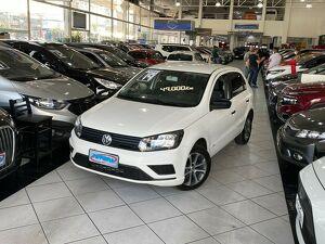 Volkswagen Gol 1.6 Branco 2019