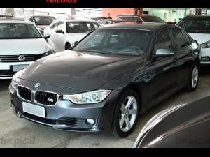 BMW 320i 2.0 16V ACTIVE Cinza 2015