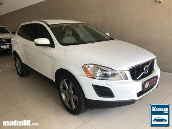 VOLVO XC60 2.0 T5 DYNAMIC FWD TURBO Branco 2013