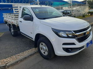 CHEVROLET S10 2.8 LS 16V TURBO Branco 2018
