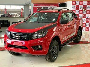 Nissan Frontier 2.3 Attack Vermelho 2021