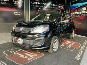 Fiat Uno 1.0 Firefly Attractive Preto 2019