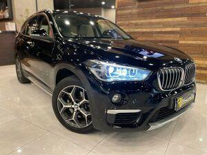 BMW X1 2.0 18I S-drive Preto 2017