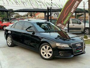 Audi A4 2.0 Multitronic Preto 2011