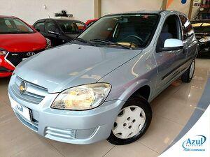 Chevrolet Celta 1.0 Life 8V Prata 2009