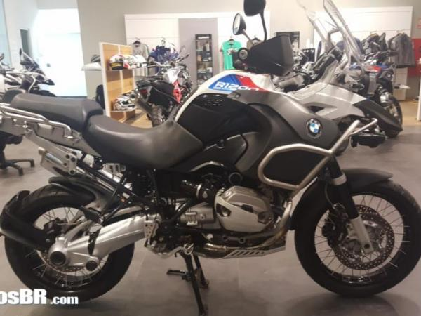 BMW R 1200 1200cc GS Adventure Branco 2010