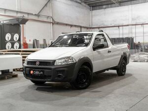 FIAT STRADA CS 1.4 WORKING Branco 2016