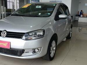 VOLKSWAGEN FOX 1.6 MSI CONNECT  Prata 2014