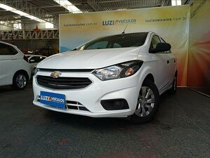 Chevrolet Joy 1.0 SPE4 Plus Branco 2020