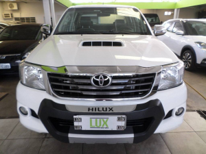 TOYOTA HILUX 3.0 SRV LIMITED EDITION TURBO Branco 2015