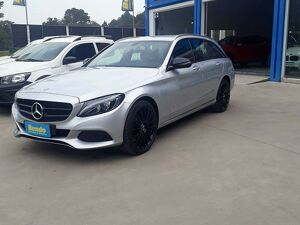 Mercedes-benz C 180 1.6 CGI Estate Avantgarde Prata 2016