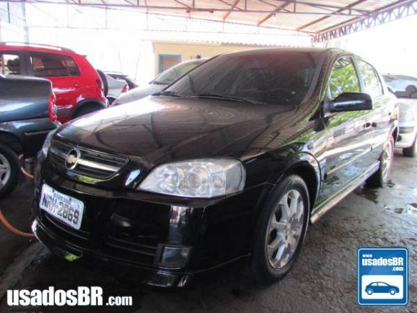 CHEVROLET ASTRA 2.0 ADVANTAGE 8V Preto 2011