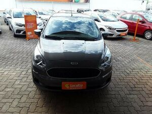 Ford KA 1.0 Tivct SE 12V Cinza 2020