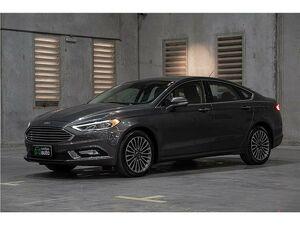 Ford Fusion 2.0 Titanium AWD 16V Cinza 2018