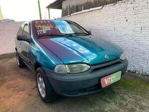 Fiat Palio 1.0 ED 8V Verde 1997
