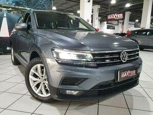 Volkswagen Tiguan 1.4 250 TSI Allspace Comfortline Cinza 2019