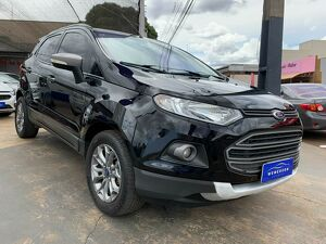 Ford Ecosport 1.6 Freestyle Preto 2014