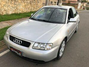 Audi A3 1.8 Sportback Prata 2000