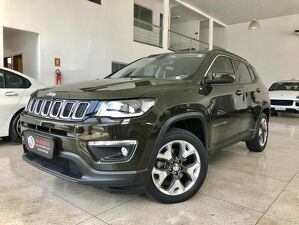 Jeep Compass 2.0 Longitude Verde 2019