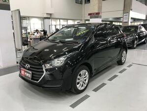 Hyundai HB20 1.6 Comfort Preto 2017