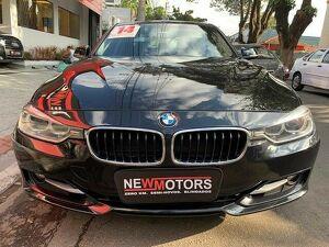 BMW 328i 2.0 Sport GP Preto 2014