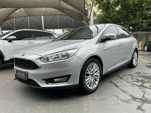 Ford Focus 2.0 SE Prata 2016