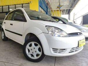 Ford Fiesta 1.0 8V Branco 2003