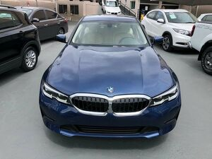 BMW 320i 2.0 GP Turbo Azul 2021