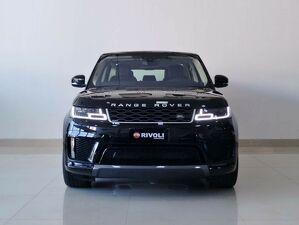 Land Rover Range Rover Sport 3.0 HSE V6 Preto 2020