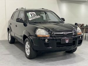 Hyundai Tucson 2.0 GLS Preto 2015