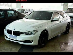 BMW 320i 2.0 16V ACTIVE Branco 2014